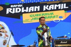 Ini tanggapan Ridwan Kamil terkait Wagub Jabar dilaporkan ke polisi
