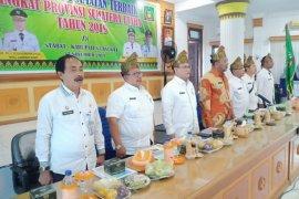 Pematang Jaya Langkat lolos ke final kecamatan terbaik tingkat Sumut