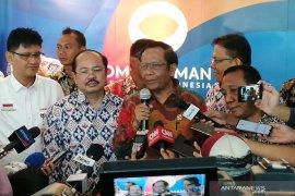 Ombudsman: Tak ada lagi kementerian di zona merah