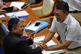DPR setujui anggaran sebesar Rp9,67 triliun Kementerian ESDM 2020