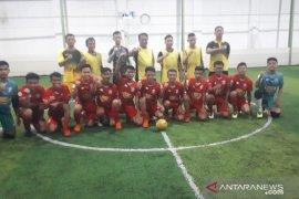 Gubernur semangati tim futsal SMAN 2 Banjarmasin