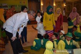 Sutarmidji minta pengajar TK tanamkan integritas kepada anak