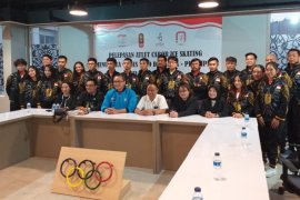 Indonesia optimistis meraih dua emas dari seluncur es