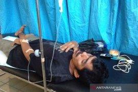 Penyandang disabilitas di Gunungsitoli ditikam karena menolak beli minuman keras