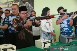 Wali Kota Malang mimpikan lahirnya atlet menembak andal-profesional