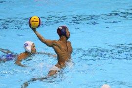 Indonesia pimpin klasemen polo air putra