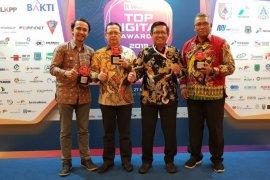 PTPN X raih tiga penghargaan di ajang TOP Digital Award 2019