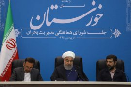 Rouhani: Rakyat Iran tidak akan tunduk pada persekongkolan 'musuh'