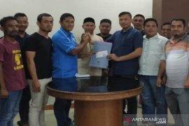Sanggupi uang pendafataran Rp10 juta, Dedi Safwandi daftar calon ketua KNPI Aceh Jaya