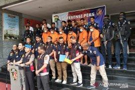 Tersangka pengaturan skor, Satgas Anti Mafia Bola tangkap enam orang