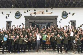 Gubernur Jabar lepas 110 milenial Patriot Desa