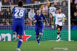 Valencia dan Chelsea berakhir imbang 2-2