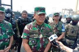 467 personil Yontaifib-Kopaska latihan anti-teror di Tanjung Priok
