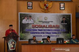 Aceh Tengah dapat kuota 2.750 sertifikat gratis tahun 2020