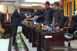 DPRK Lhokseumawe sahkan APBK 2020 Rp921 miliar