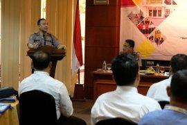 Biro SDM Polda Banten tingkatkan kemampuan   manajerial dan kompetensi personel