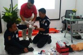 PMI beri pelatihan pertolongan pertama kepada karyawan BEI