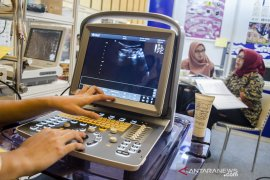Pameran Teknologi Kesehatan Persi Jabar