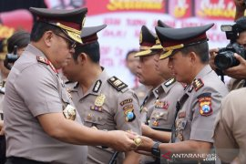 Leonardus Simarmata resmi jabat Kapolresta Malang Kota