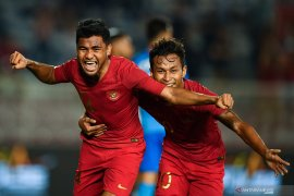 Asnawi Mangkualam bergabung timnas Indonesia di Dubai mulai 18 Mei