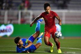Susunan pemain Timnas Indonesia lawan Vietnam