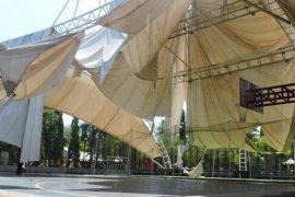Angin kencang di Ngawi, kerugian material capai miliaran rupiah