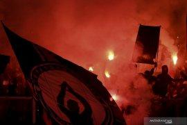 Pelatih Persija tolak anggapan timnya beruntung lawan Persipura