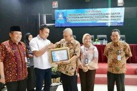 AP 2  Bandara Depati Amir terima penghargaan CSR dari Pemprov Babel