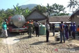 BPBD Kabupaten Magetan kembali salurkan bantuan air bersih
