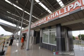 Mulai Desember, KAI Sumut layani naik-turun penumpang di tiga stasiun