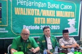 PPP Medan buka penjaringan bakal calon Wali Kota Medan