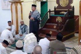 Bupati Ramli ajak umat Islam bersatu dan hindari perbedaan mazhab