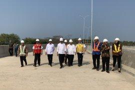 Presiden targetkan jalan akses ke Patimban rampung Juni 2020