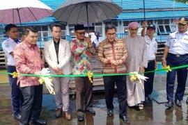 Wagub Hadi Mulyadi resmikan kapal kemanusiaan 08 Kaltim