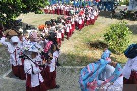 Pelajar Aceh simulasi evakuasi mandiri bencana gempa dan tsunami