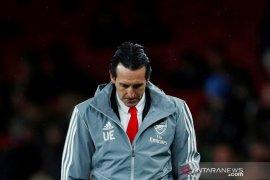 Setelah dipecat, Emery sampaikan terima kasih kepada pendukung Arsenal