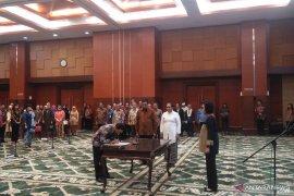 Menteri Keuangan hilangkan sejumlah jabatan eselon tiga dan empat