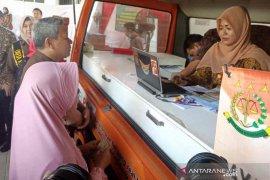 Di Cirebon, bayar denda tilang  bisa diproses di Kantor Pos