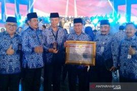 Bangka Belitung raih penghargaan Korpri Award 2019