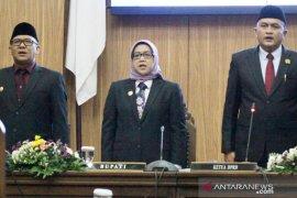 Disahkan, APBD Kabupaten Bogor 2020 senilai Rp7 triliun