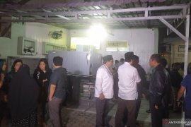 Jenazah Hakim Pengadilan Negeri Medan dibawa ke RS Bhayangkara