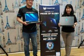 Predator Triton 300 Acer permudah gamers mobile