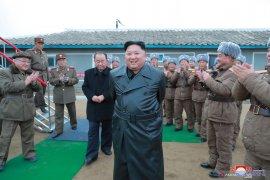 """Bibi Kim Jong Un muncul di publik setelah enam tahun """"menghilang"""""""