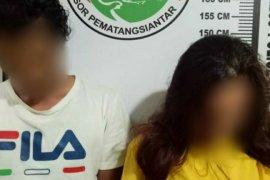 """Sejoli"" bukan suami isteri ditangkap pesta narkoba di Pematangsiantar"