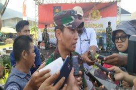Flash - Kontak tembak di perbatasan RI-PNG, satu prajurit gugur