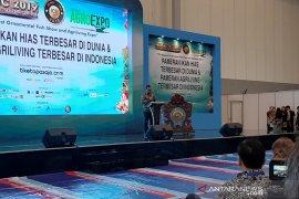 Menteri Edhy Prabowo pastikan pemerintah fasilitasi pembudidaya ikan hias