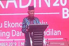 Di Bali, Wapres Ma'ruf Amin minta pelaku usaha tingkatkan daya saing