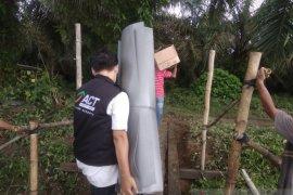 ACT-MRI Riau salurkan bantuan logistik bagi korban banjir Rohul