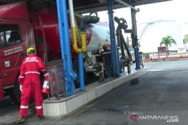 Pertamina jamin stok BBM di Madiun aman hadapi Natal dan Tahun Baru