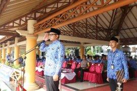 Wabup Pandeglang minta Korpri berkomitmen tegak lurus terhadap kepentingan bangsa dan negara